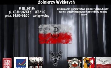 II Turniej Strzelecki Sokoła z okazji Narodowego Dnia Pamięci Żołnierzy Wyklętych!