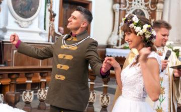 Sokoli ślub Anny i Łukasza!