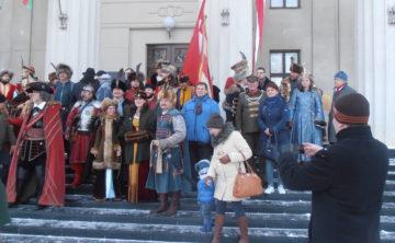 """""""Sokół"""" na obchodach w Grodnie!"""