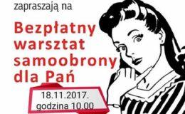 Wracają warsztaty samoobrony dla kobiet w Lesznie!