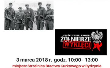 IV Turniej Strzelecki o Puchar Żołnierzy Wyklętych!