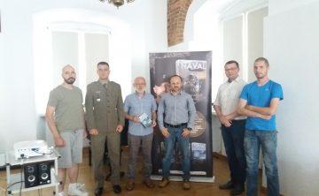 Spotkanie z Navalem w Lesznie