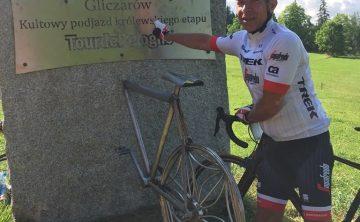 """""""Sokół"""" z Leszna na trasie Tour de Pologne dla amatorów!"""