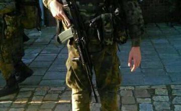 Druh Kamil Klimaszewski wstąpił do Policji!